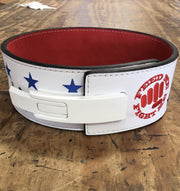 patriotic stars lifting belt