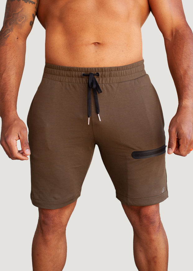 Men's Rinse 'N Repeat Shorts - Olive