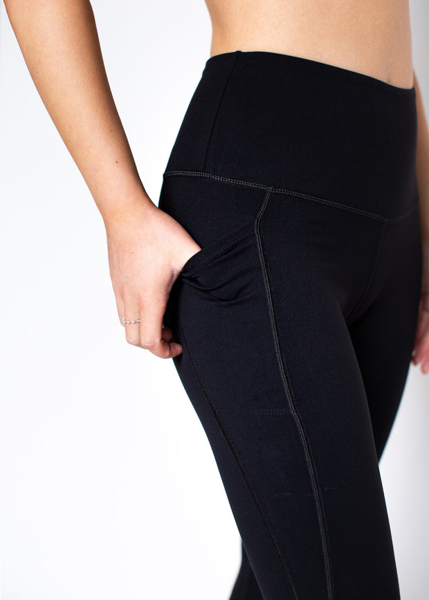 SAS Leggings - Black