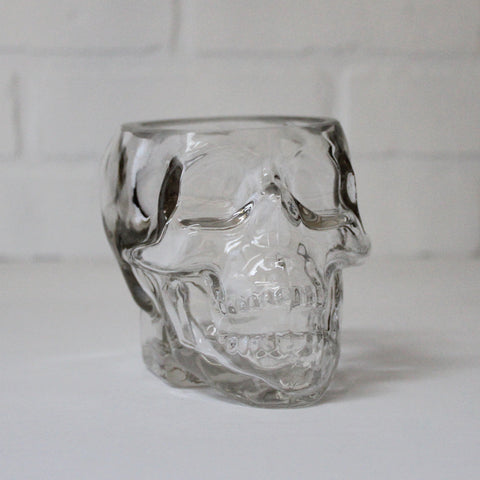 Skull Glass/Bowl