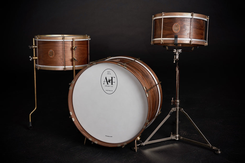 Walnut Single Tension Collection