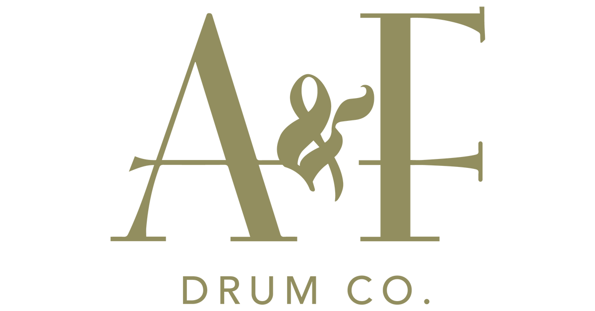 A & F Drum Co | Luxury Drum Brand – A&F Drum Co
