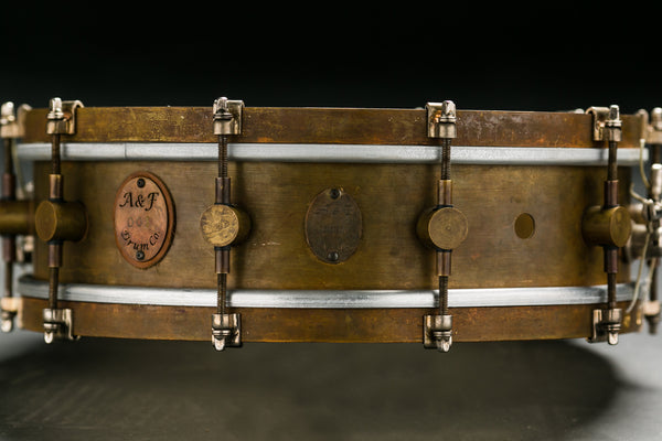 4x14 Limited Edition Snare - A&F Drum Co - 2