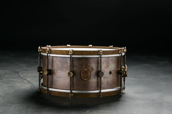 Snare Drum - A&F Drum Co