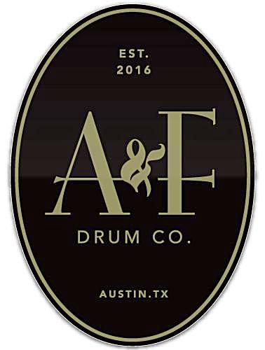 A&F Stickers - A&F Drum Co