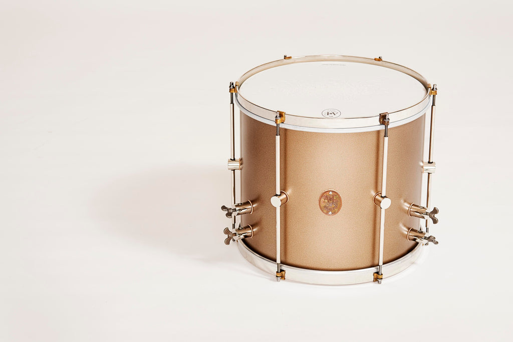Deco Gold Maple Club Floor Tom