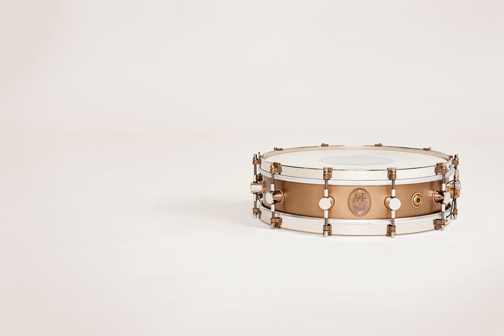 Deco Gold Maple Club Snare