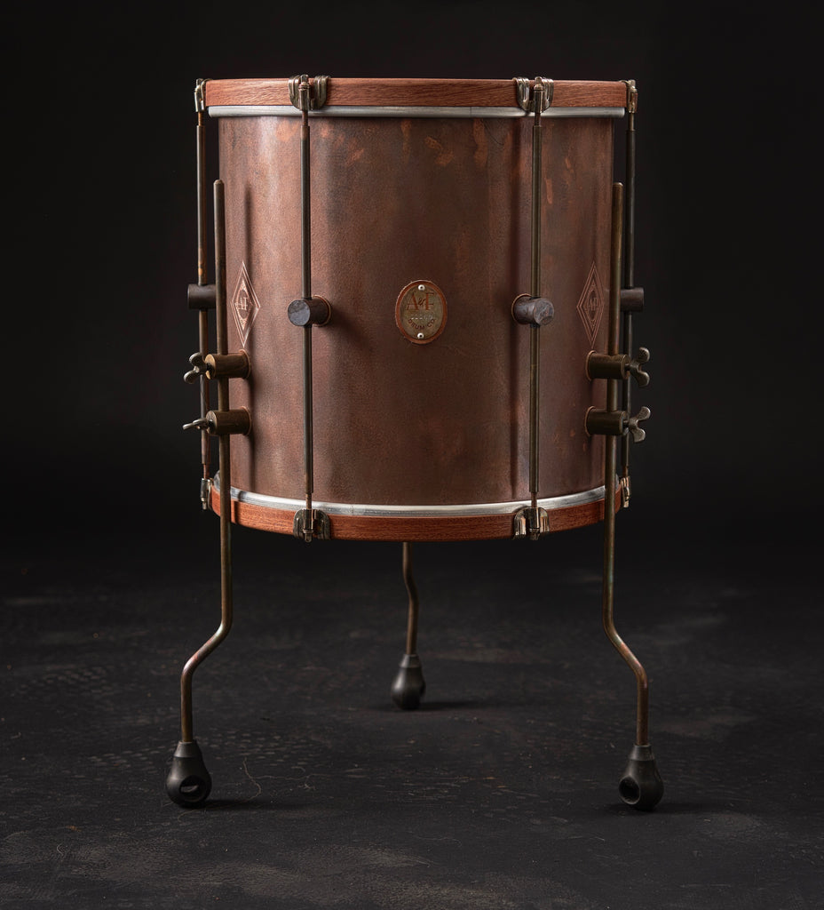 Copper Elite Floor Tom