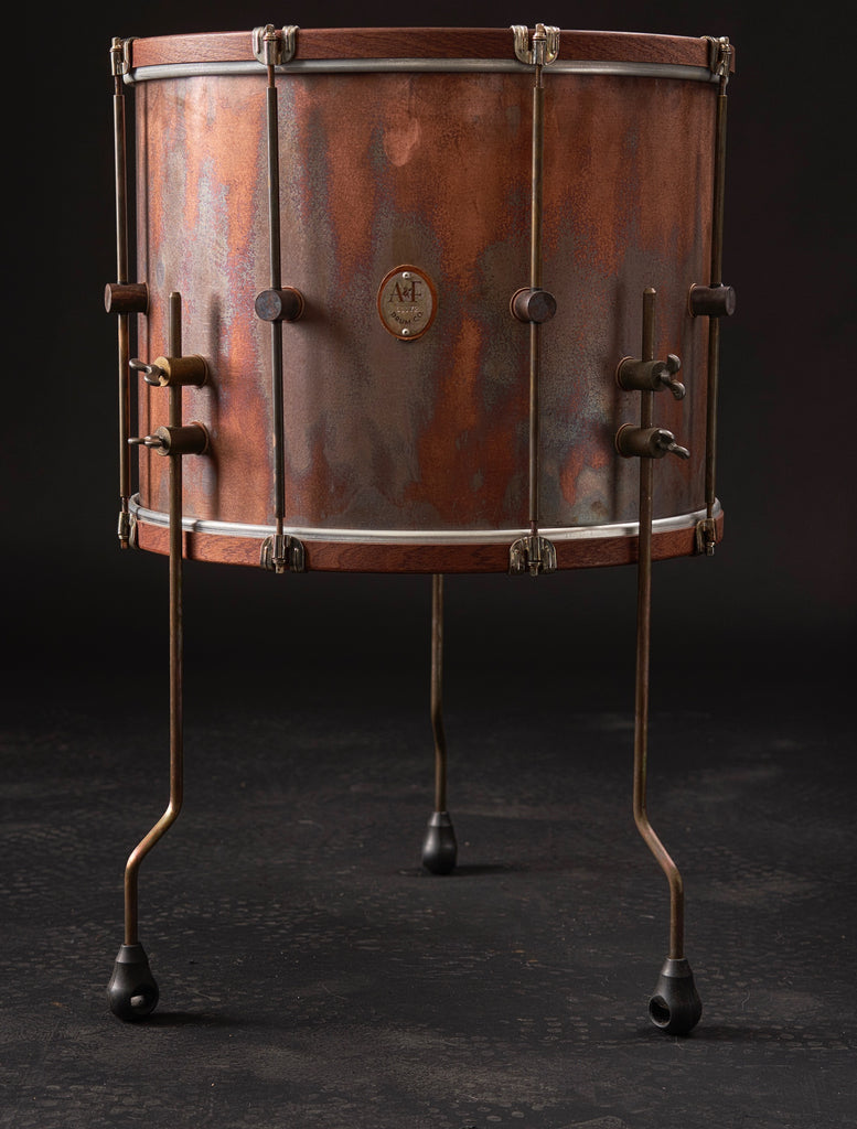 Copper Floor Tom
