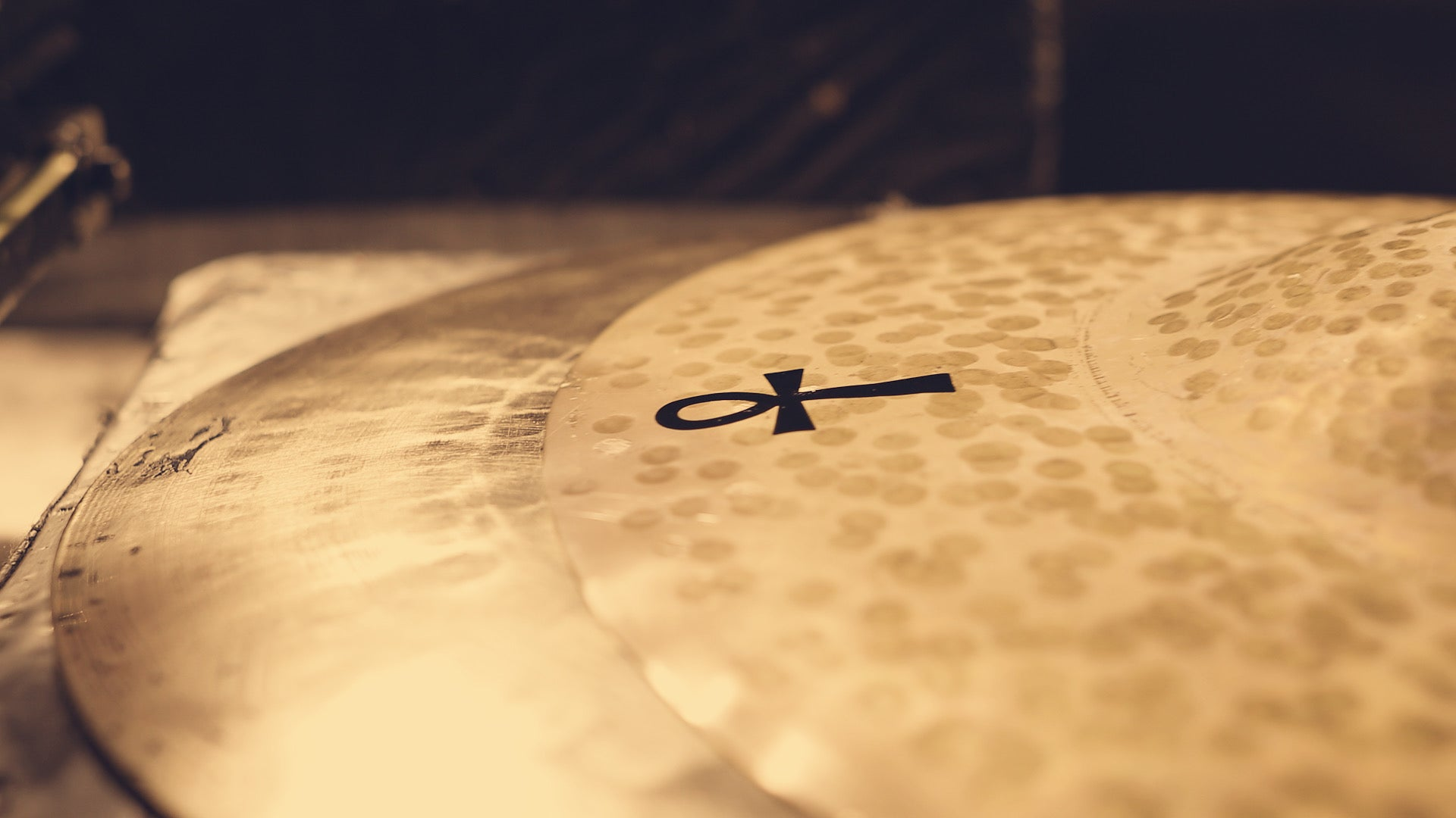 ANKH-Sabian/A&F Collaboration Hi Hats (Available through Dealers Only)