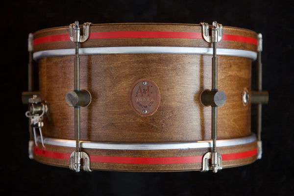 Whisky Maple Field Snare Drum