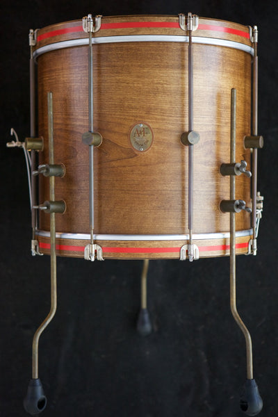 Whisky Maple Field Floor Tom