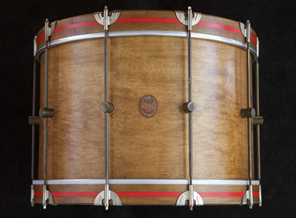 Whisky Maple Club Bass Drum