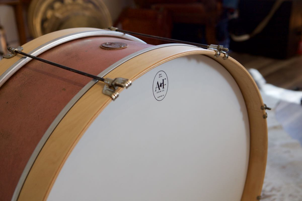 Single Tension Bass Drums