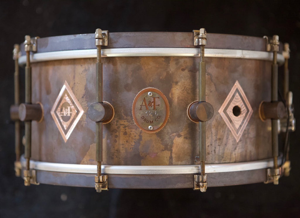Copper Elite Limited Edition Snare