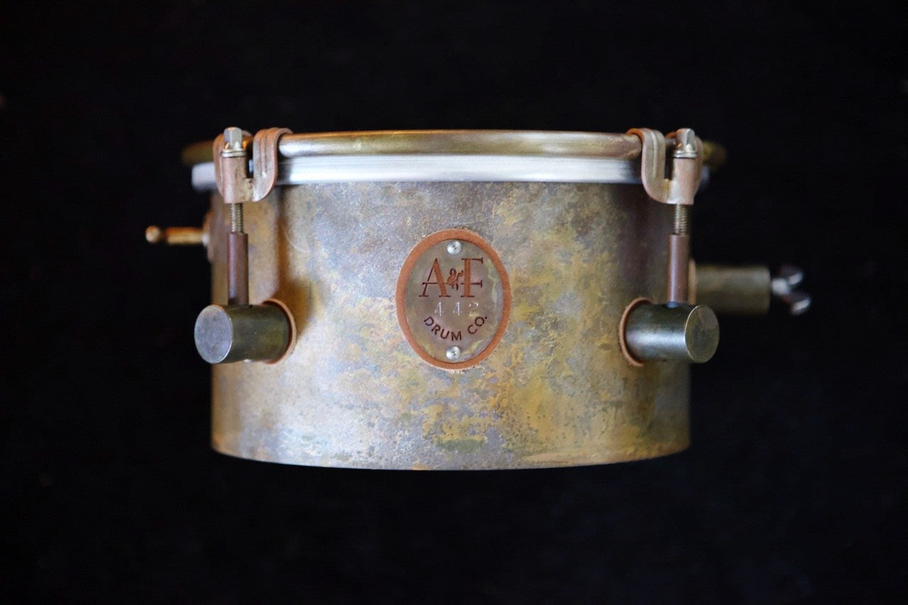 Old Havana Timbalitos (Brass Bongos)