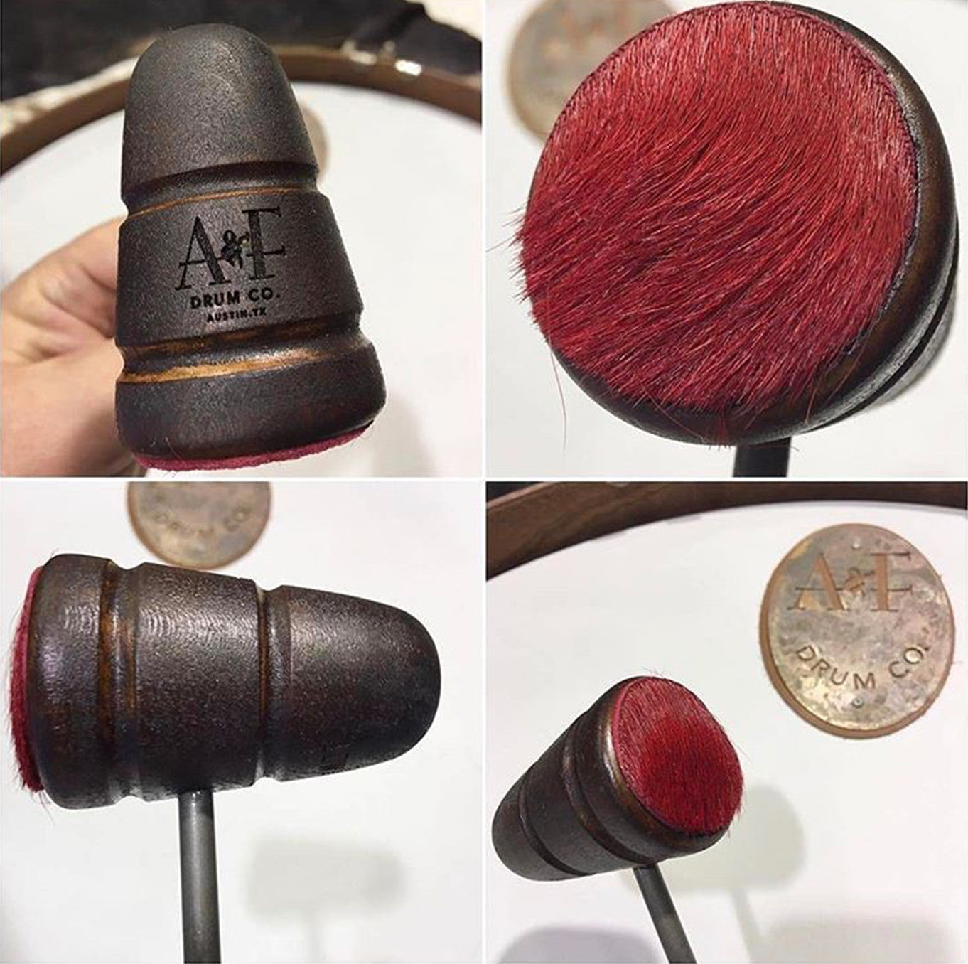 A&F Lowboy Beater - A&F Drum Co