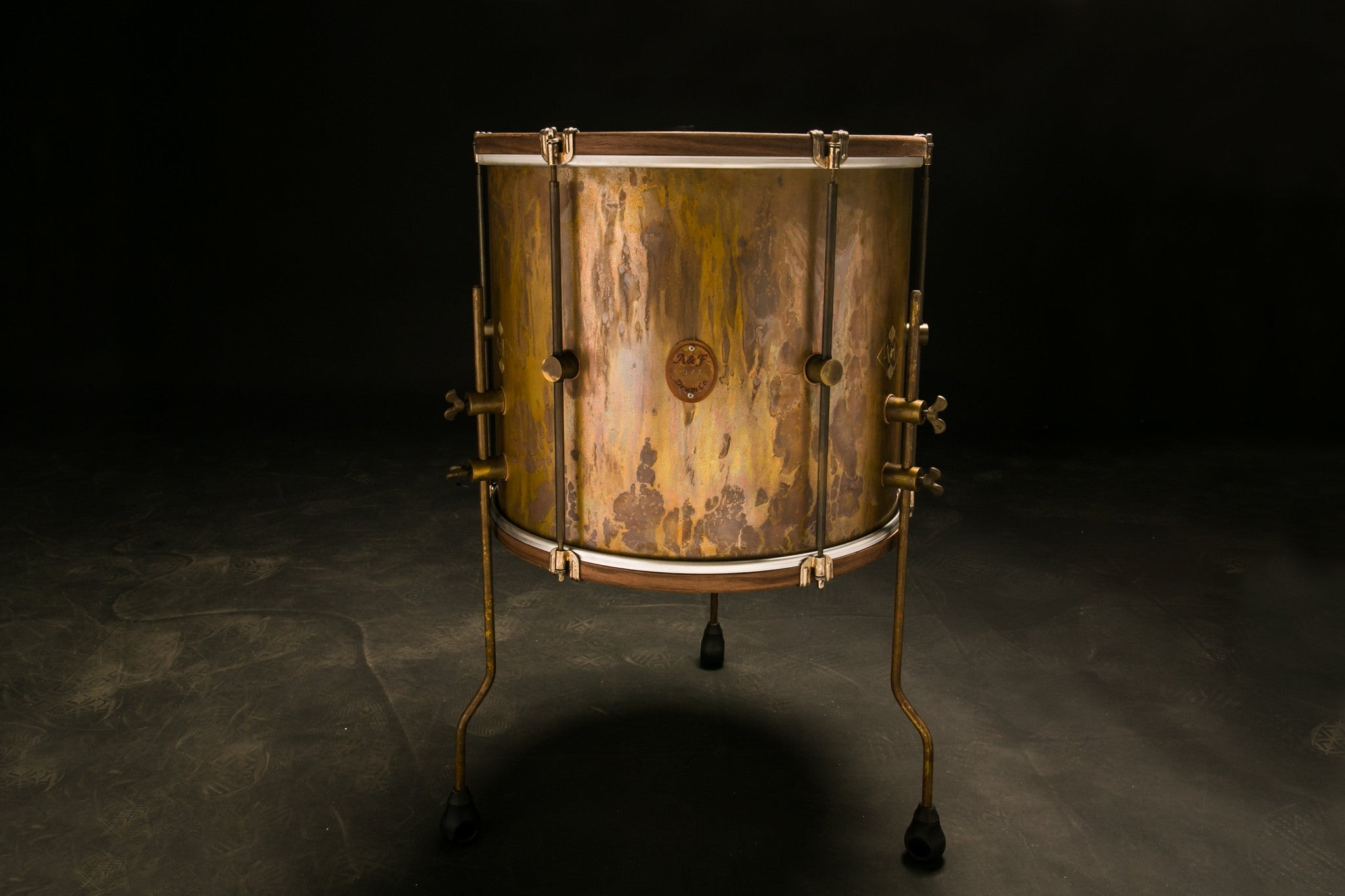 Royal Elite Floor Tom - A&F Drum Co - 2