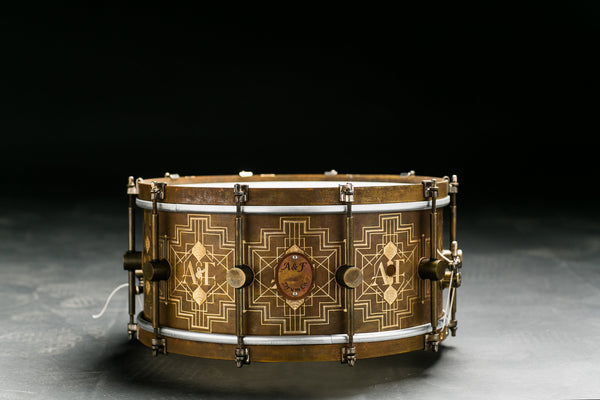 Royal Limited Edition Snare - A&F Drum Co