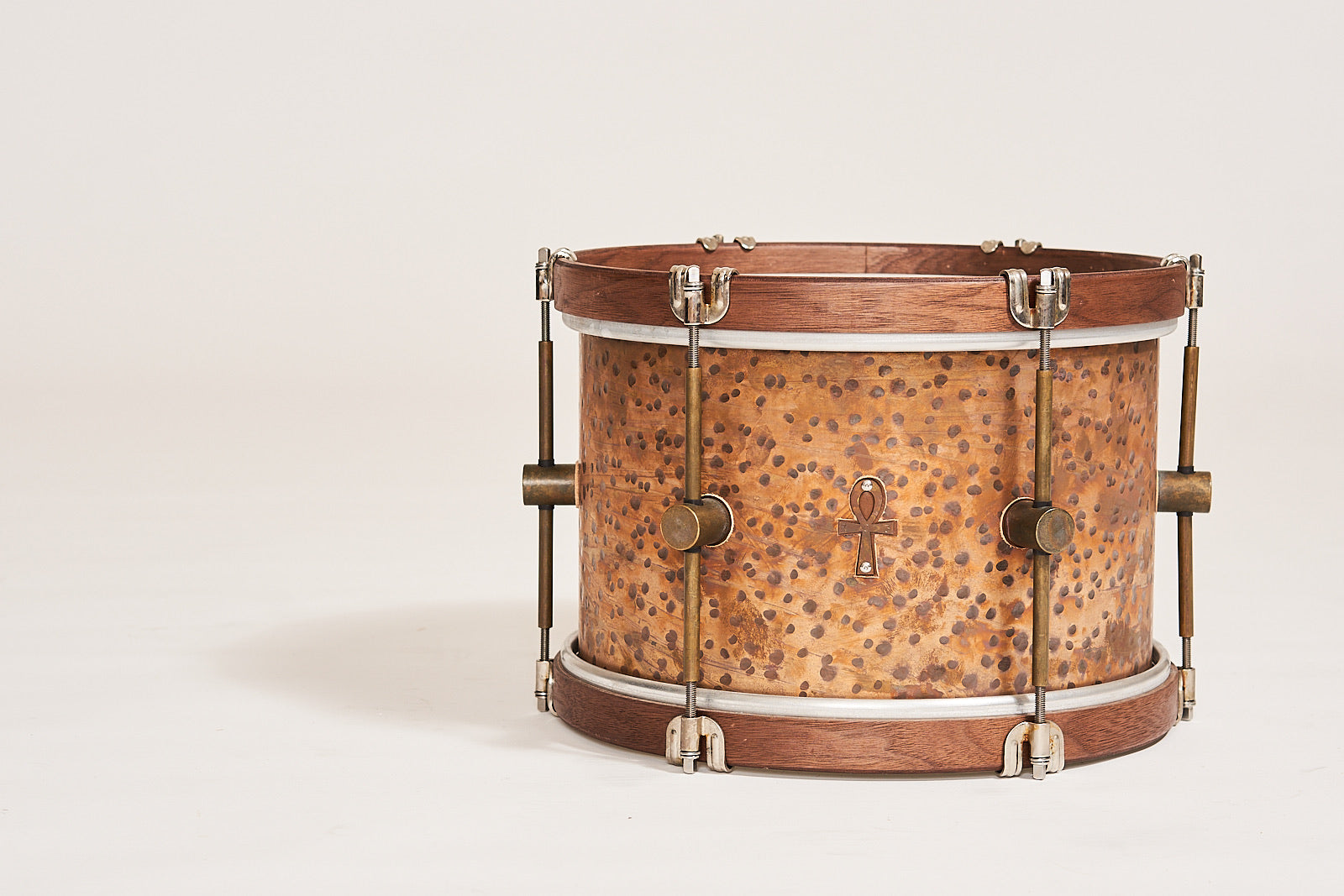 Ankh Rack Tom(A&F Drum Co. & Sabian Collaboration)