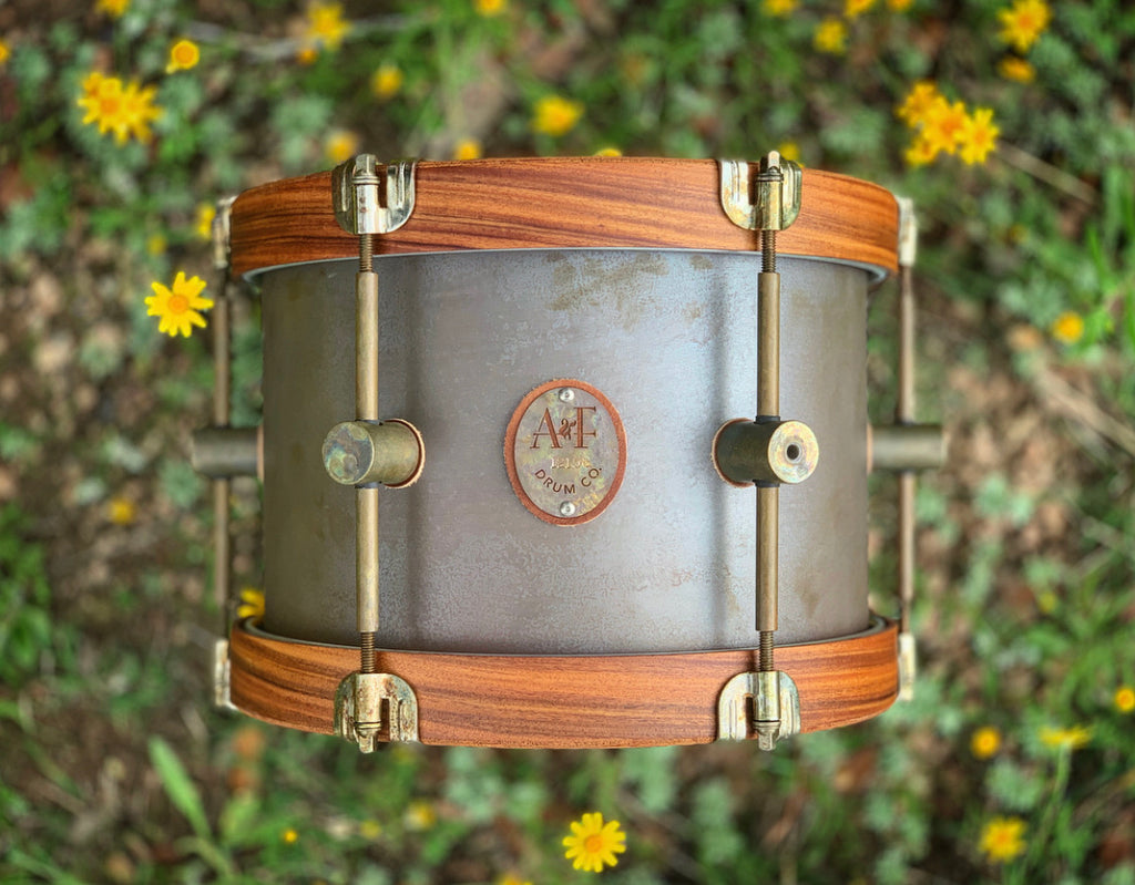 Bronze Bass Drum