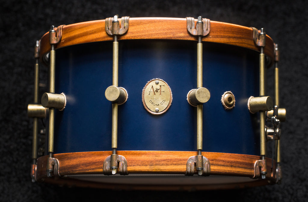 Chandler Blue Club Snare