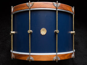 Chandler Blue Club Bass Drum