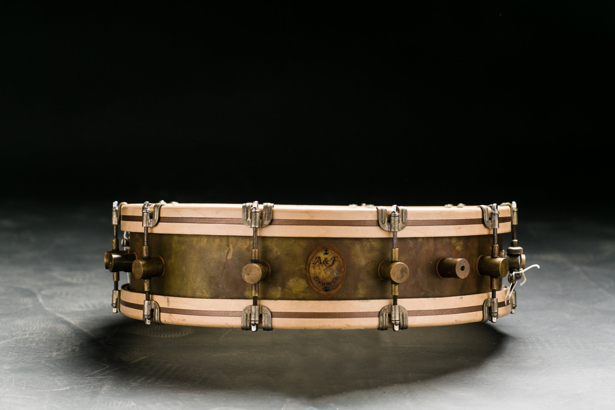 Gun Shot Snare - A&F Drum Co