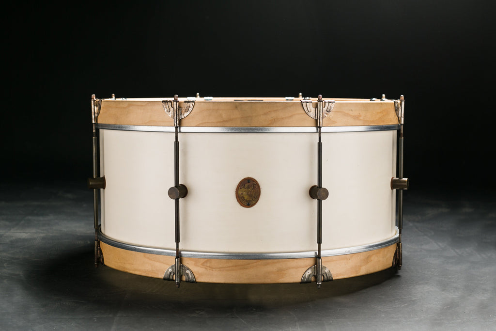 Field Bass Drum - A&F Drum Co