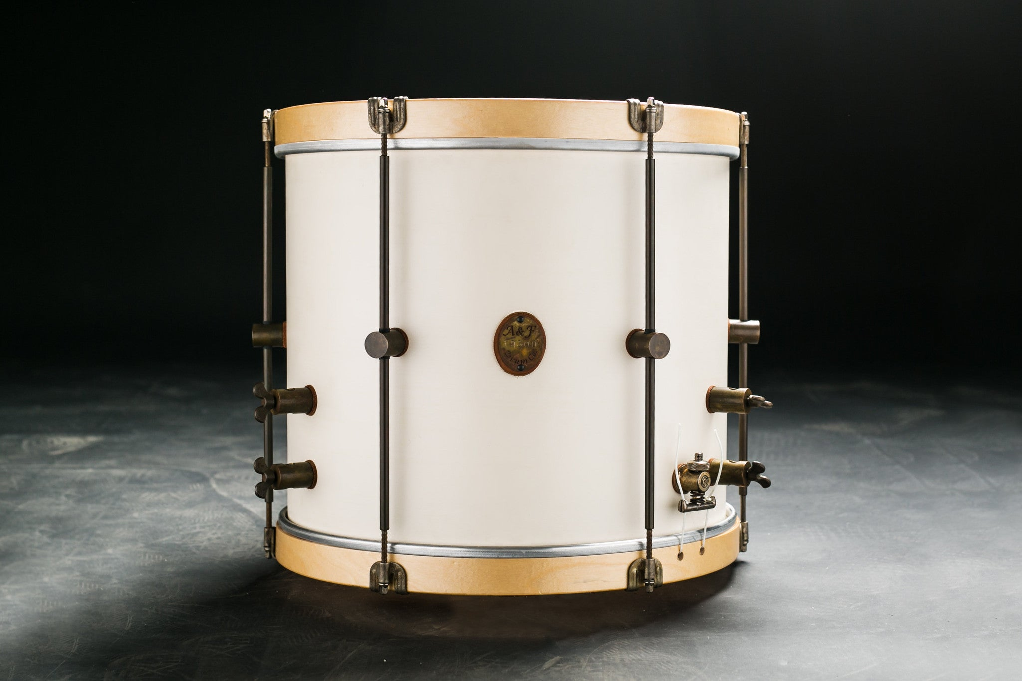 Field Floor Tom - A&F Drum Co - 2
