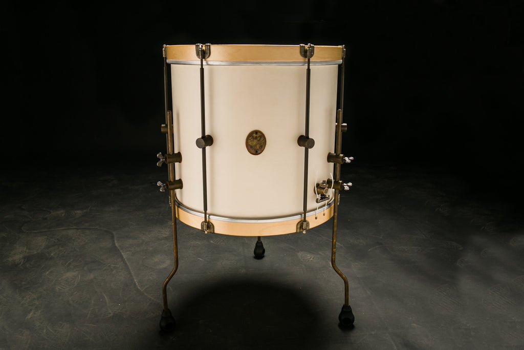 Field Floor Tom - A&F Drum Co - 1