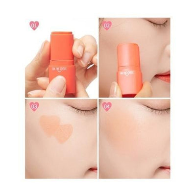 A'PIEU Heart On The Cheek PK01