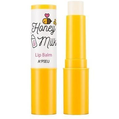 A'PIEU Honey & Milk Lip Balm