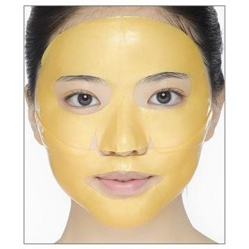 ETUDE 24K Gold Therapy Red Genseng Mask for Firming