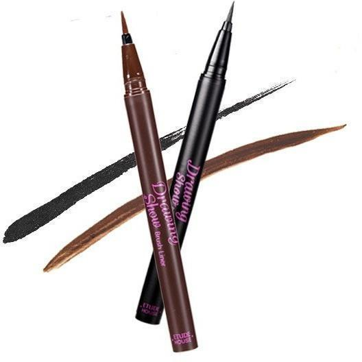 ETUDE HOUSE Drawing Show Brush Eyeliner