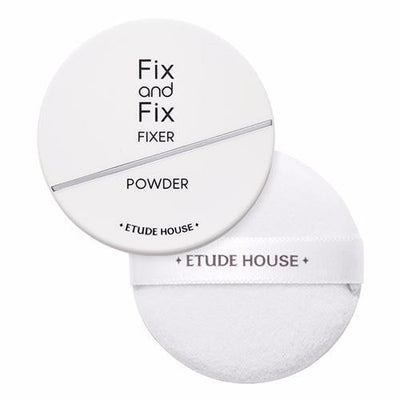 ETUDE Fix and Fix Powder Fixer