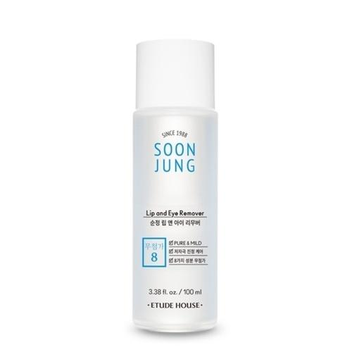 ETUDE HOUSE SoonJung Lip and Eye Remover