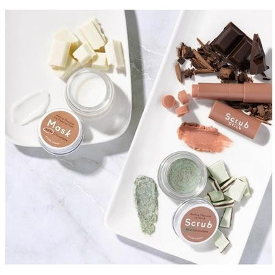 ETUDE Melting Chocolat Lip Scrub Mint Chocolate
