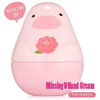 ETUDE Missing U Hands Cream Endangered Animals Series