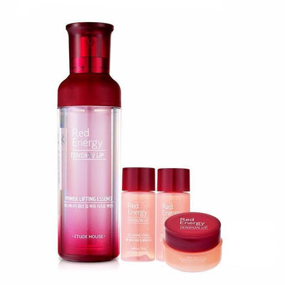 ETUDE RED ENERGY TENSION UP Power Lifting Essence