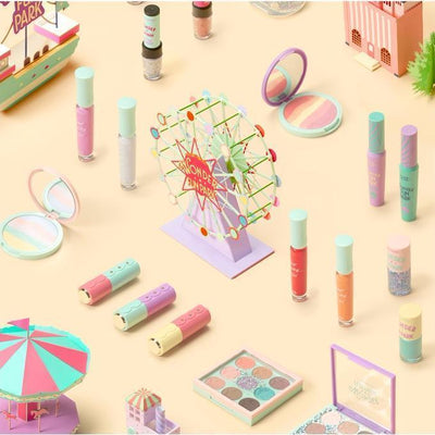 ETUDE WONDER FUN PARK Candy Highlighter Brush