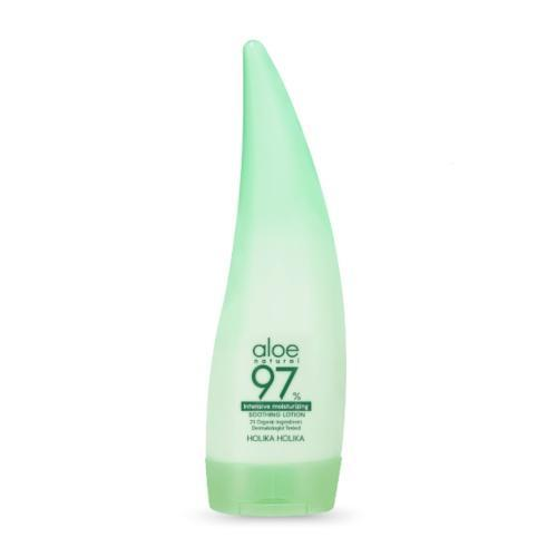 Holika Holika Aloe 97% Soothing Lotion Intensive Moisturizing