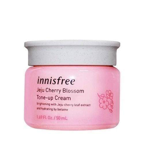 innisfree Jeju Cherry Blossom Tone Up Cream