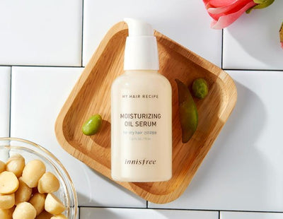 innisfree my hair recipe oil serum