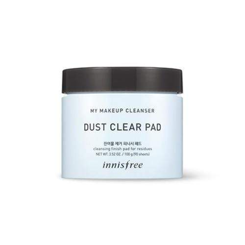 innisfree My Makeup Cleanser Dust Clear Pad