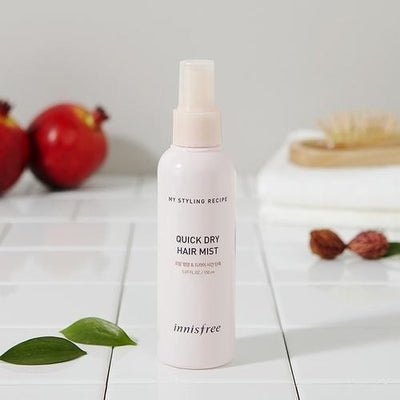 innisfree Quick Dry Hair Mist