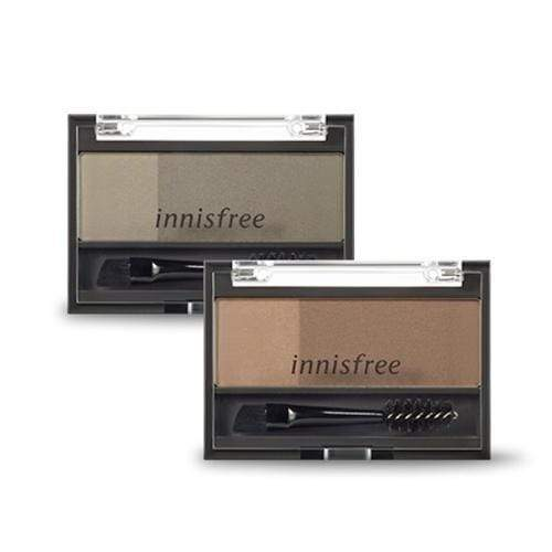 innisfree Twotone Eyebrow Kit