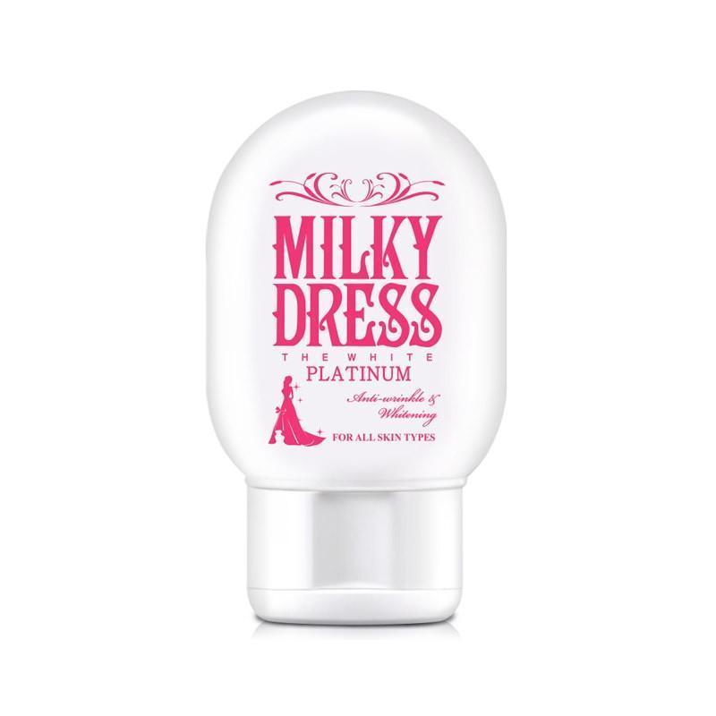 MILKYDRESS The White Platinum Cream