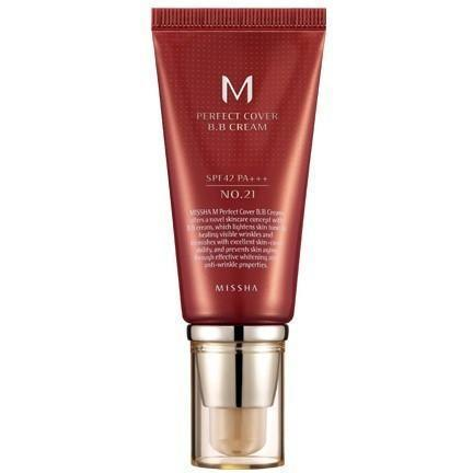 MISSHA, M perfect BB Cream SPF42 PA+++
