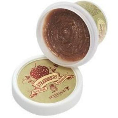 SKINFOOD Black Sugar Strawberry Mask Wash Off